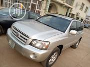Toyota Highlander 2003 Silver | Cars for sale in Oyo State, Ibadan
