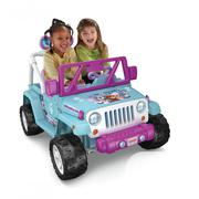 Disney Power Wheels Frozen Jeep Wrangler 12V Battery | Toys for sale in Lagos State, Ajah