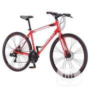 Schwinn Kempo Hybrid Bike, 700c Wheels, 21 Speeds, Mens Frame | Sports Equipment for sale in Lagos State, Ajah