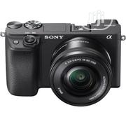 SONY Alpha A6400 Mirrorless Digital Camera With Lens | Photo & Video Cameras for sale in Lagos State, Lagos Island