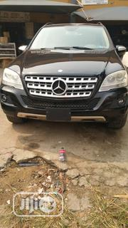 Mercedes-Benz M Class 2009 Black | Cars for sale in Lagos State, Amuwo-Odofin