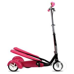Ped-Run 3 Kids Scooter for Boys and Girls With Advanced Dual Pedal
