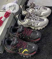 *Balenciaga's Hiking-Inspired TRACK Sneaker Now Available in 2 Color | Shoes for sale in Lagos State, Lagos Island