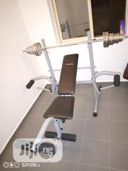 Quality Weight Bench With 50kg | Sports Equipment for sale in Lagos State, Lekki Phase 1