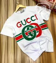 Classic Gucci Roundneck T-Shirt Available in Colors | Clothing for sale in Lagos State, Lagos Island