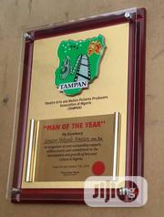 Award Plaque Wooden | Arts & Crafts for sale in Lagos State, Mushin