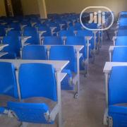High Quality Students And Training Chairs With Written Pad   Furniture for sale in Lagos State, Ojo
