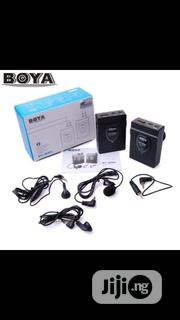 BOYA BY-WM5 Pro Wireless Lavalier Mic | Audio & Music Equipment for sale in Lagos State, Ikeja