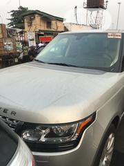 Land Rover Range Rover Vogue 2014 Gold | Cars for sale in Lagos State, Ikeja