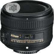 Nikon 50mm Af-s F/1.8G Lens   Accessories & Supplies for Electronics for sale in Lagos State, Lagos Island