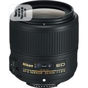 Nikon Af-s Dx 35mm F/1.8G Lens | Accessories & Supplies for Electronics for sale in Lagos State, Lagos Island