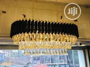 9k Black Designed Crystal Chandelier Light | Home Accessories for sale in Lagos State, Ojo