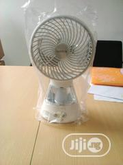 "PROMO! Rechargeable Fan 6""Inches 