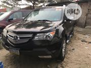 Acura MDX 2008 SUV 4dr AWD (3.7 6cyl 5A) Black   Cars for sale in Lagos State, Lagos Mainland