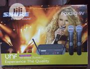 PGX242-9V Shure Wireless Microphone Double Handle 300meters | Audio & Music Equipment for sale in Lagos State, Ojo
