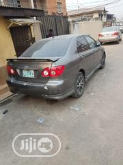 Toyota Corolla 2007 S Gray   Cars for sale in Lagos State, Maryland