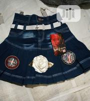 Stone Jean Skirt | Children's Clothing for sale in Lagos State, Lagos Island