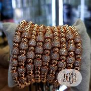2020 Studded Golden Hand Bracelets | Jewelry for sale in Lagos State, Ojo