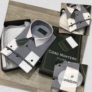 Ciero Montero VIP Long Sleeve Shirts | Clothing for sale in Lagos State, Ojo