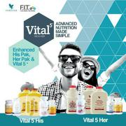 Forever Vital 5 Pack | Vitamins & Supplements for sale in Lagos State, Lagos Island