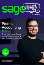 Sage 50 Premium 2019 5user Permanent License | Software for sale in Lagos State, Ikeja