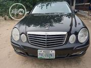 Mercedes-Benz E350 2008 Black | Cars for sale in Rivers State, Port-Harcourt