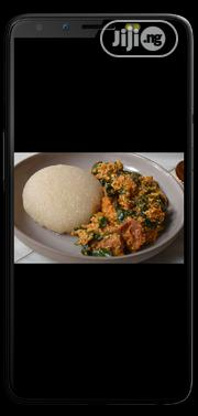 Eba And Egusi Combo | Meals & Drinks for sale in Oyo State, Ido