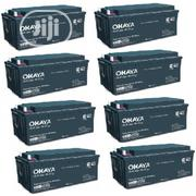 Okaya 200ah Solar Battery | Solar Energy for sale in Lagos State, Ojo