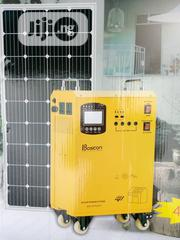Original 400w Solar Generator Without Wire And Bulbs Trusted | Solar Energy for sale in Lagos State, Lagos Mainland
