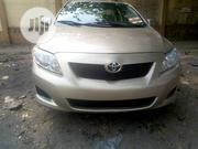 Toyota Corolla 2009 Gold | Cars for sale in Lagos State, Amuwo-Odofin
