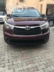 Toyota Highlander 2014 Red | Cars for sale in Lagos State, Ajah