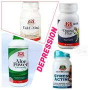 Swissgarde Depression Natural Remedy Free Delivery | Vitamins & Supplements for sale in Lagos State, Surulere