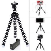 Mini Tripod 13 Inch For Mobile Phone With Holder For Mobile | Accessories & Supplies for Electronics for sale in Lagos State, Ikeja