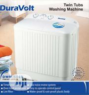 Duravoit 6kg Twin Tub Washing Machine - | Home Appliances for sale in Lagos State, Ojo