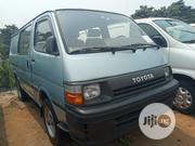 Toyota Hiace 1999 Model Blue Color, Container Body Long Chasis | Buses & Microbuses for sale in Lagos State, Apapa