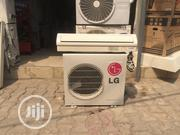 1hp LG Split Unit Air Conditioner | Home Appliances for sale in Lagos State, Ajah