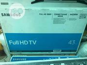 High Quality Samsung LED T.V 43'' | TV & DVD Equipment for sale in Lagos State, Ojo