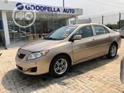 Toyota Corolla 2009 Gold | Cars for sale in Lagos State, Lagos Island