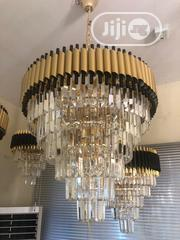 Dropping Crystal Chandelier | Home Accessories for sale in Lagos State, Ojo