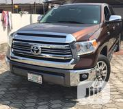 Toyota Tundra 2016 Gray | Cars for sale in Lagos State, Lekki Phase 1