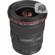 CANON Ef 17-40mm F/4L Usm Lens | Accessories & Supplies for Electronics for sale in Lagos State, Lagos Island