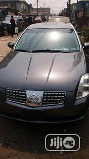 Nissan Maxima 2007 SE Gray | Cars for sale in Lagos State, Mushin