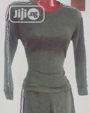 2-Piece Fit Joggers (Camo Green)   Clothing for sale in Lagos State, Ikotun/Igando