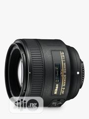 Nikon Af-s Nikkor 85mm F/1.8G Lens | Accessories & Supplies for Electronics for sale in Lagos State, Lagos Island