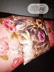 Rose Flowers Throw Pillows | Home Accessories for sale in Osun State, Osogbo