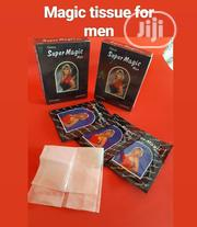 Men Magic Tissue | Sexual Wellness for sale in Lagos State, Isolo