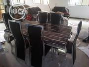 Quality 6- Seater Marble Dining Table | Furniture for sale in Lagos State, Lekki Phase 1