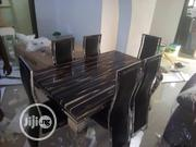 New Quality 6-Seater Marble Dining Table | Furniture for sale in Lagos State, Oshodi-Isolo