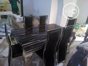 Imported Quality 6- Seater Marble Dining Table | Furniture for sale in Lagos State, Ajah