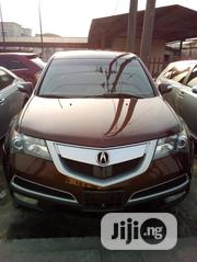 Acura MDX 2010 Brown | Cars for sale in Rivers State, Port-Harcourt